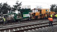 Son dakika: İstanbul'da tren kazası! Yaralılar var