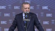 Erdoğan: CHP ürettiğimiz İHA ve SİHA'lardan rahatsız