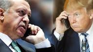 Küstah tehditten sonra ilk kez: Erdoğan ve Trump telefonla görüştü