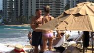 Hükümet krizi süren ABD senatörlerin plaj partisini konuşuyor