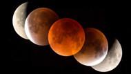 Süper Kanlı Ay Tutulması için kıyamet kopacak iddiası