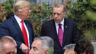 Erdoğan Trump görüşmesi ekonomik tehdit konusunu tatlıya bağladı