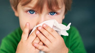 Çocuğun sürekli hastalanmasının nedeni alerji olabilir
