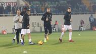 Taraftardan Burak Yılmaz'a şok tezahürat: Beşiktaş'ta hırsız istemiyoruz