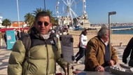 Fatih Portakal'ın Portekiz'de ne işi var? Yeni yıla böyle girdi