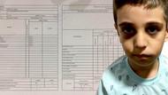 Babasının ders yapmadığı için öldürdüğü Mertcan'ın karnesi kahretti