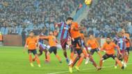 Trabzonspor'a Medipol Başakşehir darbesi: 2-4