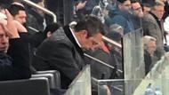 Bursaspor'un son dakika golüyle Ali Koç böyle yıkıldı