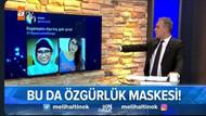 ATV canlı yayınında porno yıldızının görüntüsü ortalığı karıştırdı