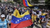 Trump Venezuela muhalefet liderini devlet başkanı olarak tanıdı