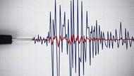 Marmaris'te 5.1 büyüklüğünde deprem korkuttu