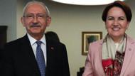 Kılıçdaroğlu ile Akşener ortak basın açıklaması yapacak