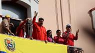 Yunanistan'dan Nicolas Maduro'ya destek açıklaması