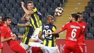 Fenerbahçe Ümraniyespor'a ikinci kez yenilerek elendi!