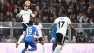 Beşiktaş Erzurumspor'a takıldı