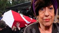 Ayşen Gruda'nın cenazesinde yaşanan fotoğraf gerginliği