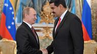 Rus paralı askerler Maduro'yu korumak için Venezuela'ya gitti iddiası