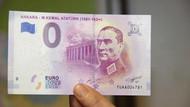 Avrupa Merkez Bankası'ndan Atatürk'lü banknot
