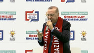 Erdoğan: Oldu oldu, olmadı bir gece ansızın oralardayız