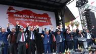 Adana'da Cumhur İttifakı adayları aynı platformda