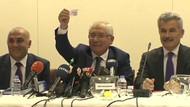 Partilerin oy pusulasındaki sıralaması belirlendi