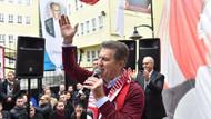 CHP'den istifa eden Mustafa Sarıgül ilk mitingini yaptı