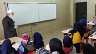 MEB sarık ve cübbeyle ders verilen okulu kapattı