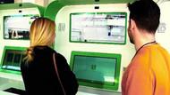 Dünyanın ilk akıllı esrar satış makinesi ABD'de hizmete girdi
