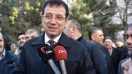 Ekrem İmamoğlu CHP'deki aday tartışmalarını değerlendirdi