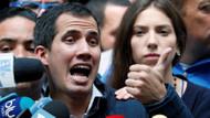Venezuela yargısından Guaido'ya ülkeden çıkış yasağı