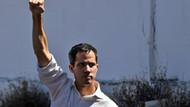 Muhaliflerin lideri Guaido: Venezuelalılar diktatörlük altında yaşıyor
