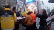 Metrobüsün çarptığı vatandaş hayatını kaybetti