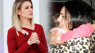Kaçırılan Minik Ece Esra Erol'da canlı yayınında kurtarıldı