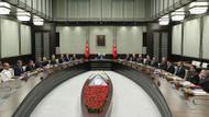 Erdoğan başkanlığındaki MGK'da gündem Suriye