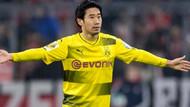 Beşiktaş Shinji Kagawa'yı kiralıyor
