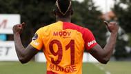 Mbaye Diagne 91 numaralı formayı giyecek