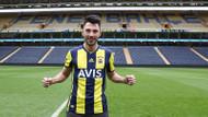 Fenerbahçe Tolgay Arslan'ı resmen duyurdu