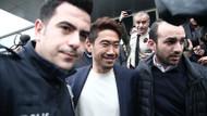 Shinji Kagawa Beşiktaş için İstanbul'da