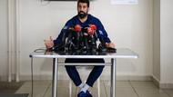 Volkan Demirel'in tepki çeken o görüntüsü için açıklama geldi!