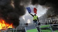 Fransa: Sarı Yelekliler'in amacı hükümeti devirmek