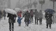Son dakika: Yoğun Kar yağışı ne kadar sürecek?