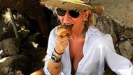 Saba Tümer Karayipler'de ne yapıyor? Tatil pozları fena
