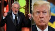 Robert De Niro: Trump'ı asla oynamak istemem! Trump gerçek bir ırkçı