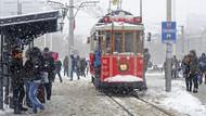 İstanbul'da kar yağışı ne kadar sürecek? Meteoroloji'den hava durumu uyarıları