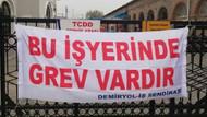 İZBAN grevi, Cumhurbaşkanı Erdoğan'ın imzasıyla 60 gün ertelendi