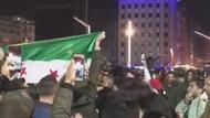 Devlet Bahçeli'den Taksim'de Suriyelilerin bayrak açmasına ilk tepki