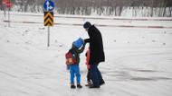 Türkiye kara teslim! 12 ilde okullar tatil edildi