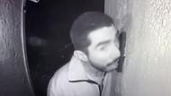 Polis, 3 saat boyunca kapı zilini yalayan adamı arıyor