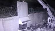 Komandolarımızın duvarları kaldırıp Suriye'ye girdiği anlar