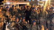 Yusuf Güney'in polislerle söylediği Komando Marşı sosyal medyayı salladı